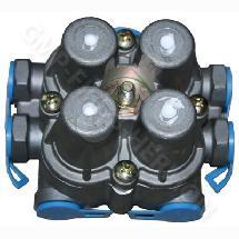 GMP4162H - 4 körös védőszelep, MAN, MB 215x215