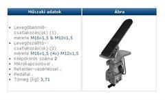 DX80D - Lábfék szelep* 215x215