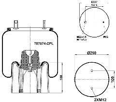 787074-CPL - Légrugó 215x215