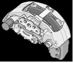 II33431FU - Féknyereg felújított 215x215
