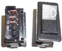 KA13211032 - Autókapcsoló 2 áll. 3 kiv. (fényszóró) 215x215