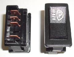 KA13211082 - Autókapcsoló 2 áll. 4 kiv. (parkolófény) 215x215