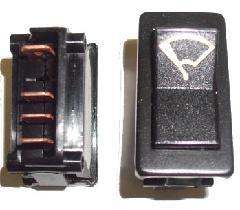 KA13211102 - Autókapcsoló 2 áll. 4 kiv. (ablaktörlő) 215x215