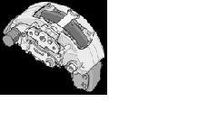 SB7948K001362 - Tárcsafék pneumatikus jobb /MERCEDES / 215x215