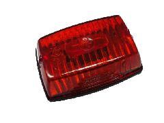 13681000 - Helyzetjelző lámpa hátsó PIROS 215x215