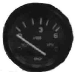 38008722002 - Olajnyomásmérő óra C56 215x215