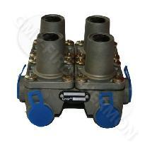 GMP9347022500H - Négykörös szelep 5 kivezetéses 215x215