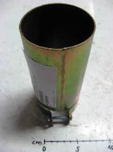 43904A - Kipufogócsővég 70 mm 215x215